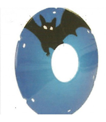 24 Inch Bat Design Spoke Guard