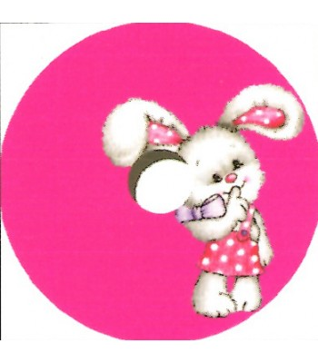 24 Inch Bunny Design Spoke Guard
