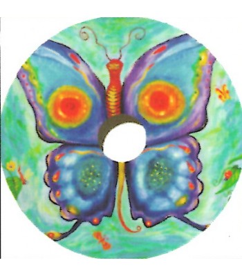 24 Inch Butterfly Design Spoke Guard