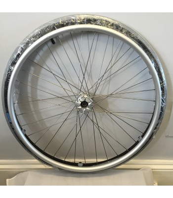 24 Inch Kuschall Starec Spoked Wheel Complete, Pair