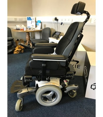 Ex Demonstration Sunrise Medical Quickie Jive M Powered Wheelchair