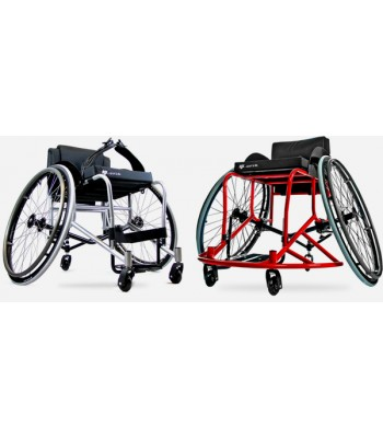 RGK Club Sport Tennis Wheelchair