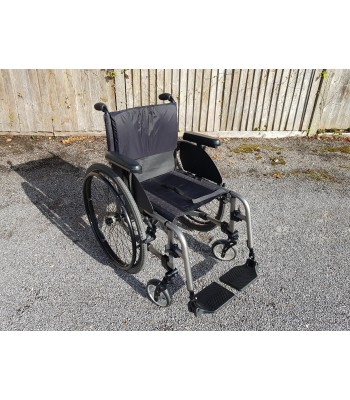 Second Hand Tilite 2GX Folding Self Propelling Everyday Wheelchair