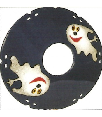 24 Inch Ghost Design Spoke Guard