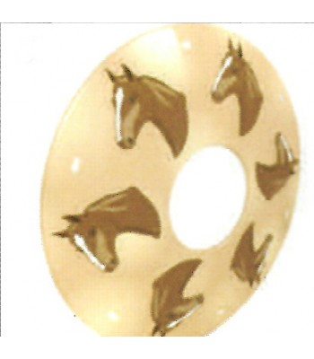 24 Inch Horse Design Spoke Guard