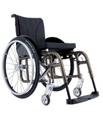 Kuschall Compact Folding Everyday Wheelchair