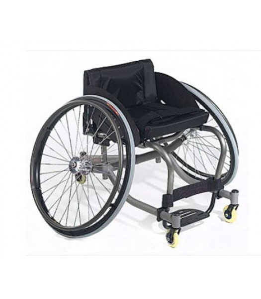 Quickie Match Point Titanium Sports Wheelchair