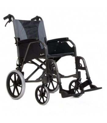 Breezy Moonlite Attendant Wheelchair