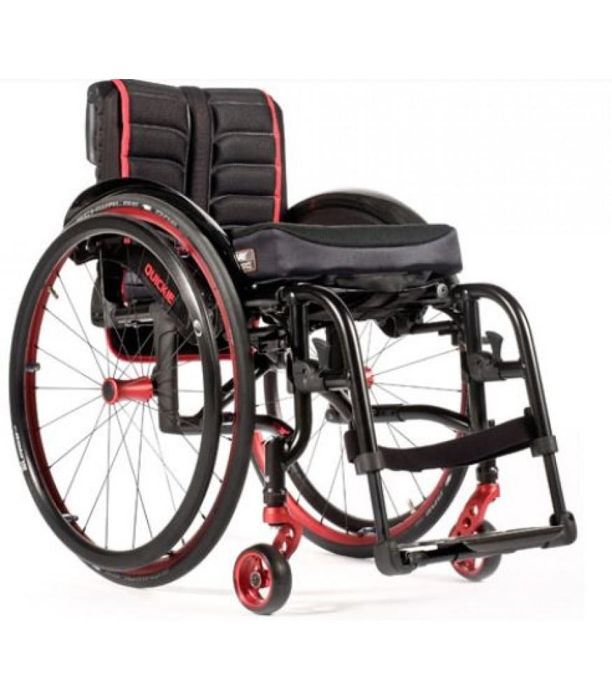 Quickie Neon 2 Folding Wheelchair