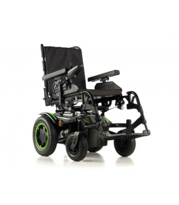 Quickie Q200 R Rear Wheel Drive Powered Wheelchair