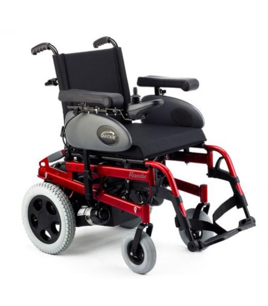 Quickie Rumba Modular Powered Wheelchair Quickie Rumbaac