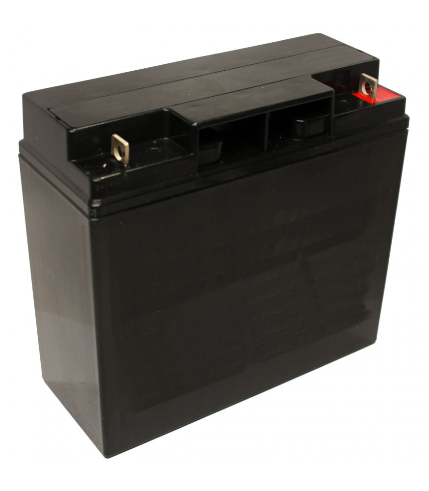 12 volt 18ah invacare replacement mobility battery sp1577442. Black Bedroom Furniture Sets. Home Design Ideas