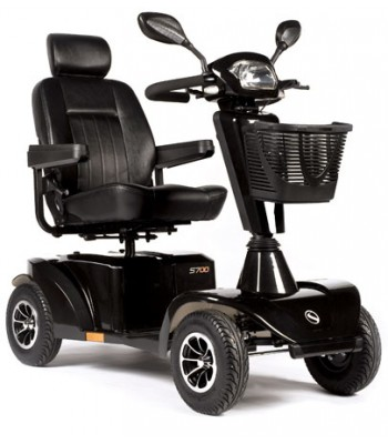 Sterling S-Series S700 Mobility Scooter - 8mph