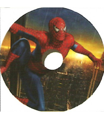 22 Inch Spiderman Design Spoke Guard