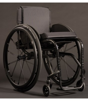 TiLite TR3 Rigid Wheelchair - Black Edition