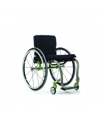 TiLite ZRA  Titanium Rigid Wheelchair
