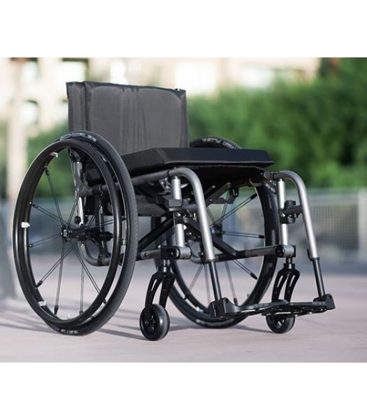 Ti Lite 2gx Folding Wheelchair