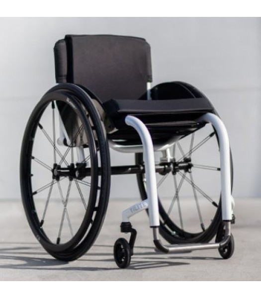 Ti Lite ZR 2 Titanium Rigid Wheelchair