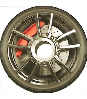 24 Inch Wheel Design Spoke Guard
