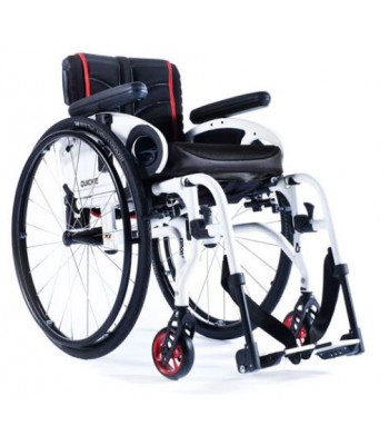 Quickie Xenon 2 Swing Away Wheelchair