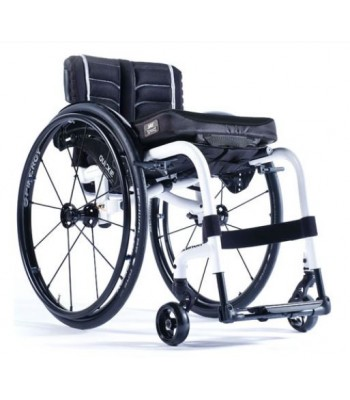 Quickie Xenon 2 folding wheelchair