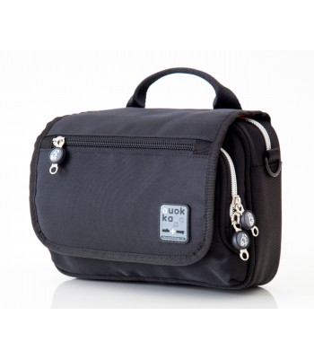 Quokka Horizontal Bag - Black