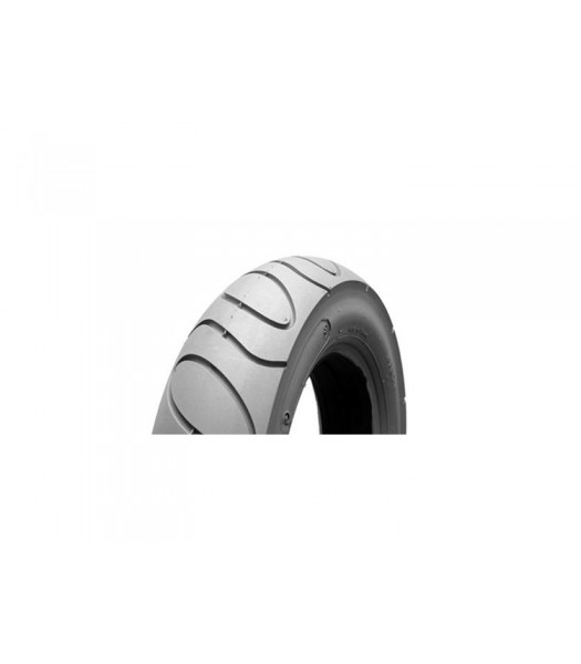 Invacare Storm 300 x 8 Grey Scallop Solid Tyre