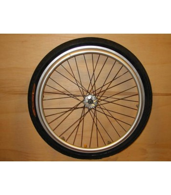 Kuschall 24 Inch Mountain Bike Wheels