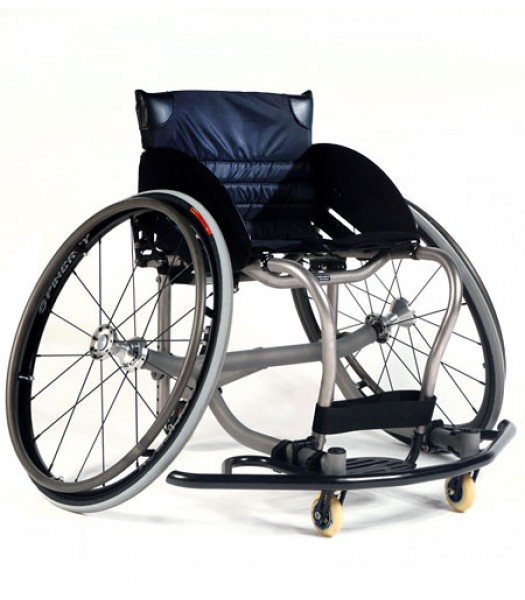 Quickie Allcourt Sport Wheelchair