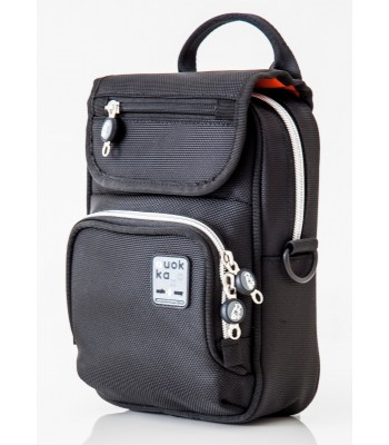 Quokka Vertical Bag - Black