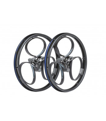 Loopwheels Black Suspension Wheel