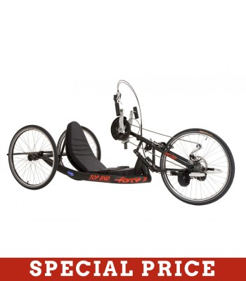 Top End Force 3 Handcycle 17 Inch